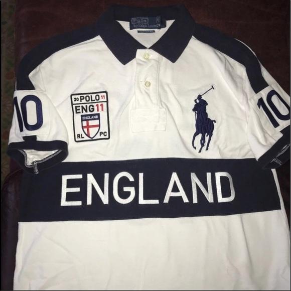 Ralph Lauren Size England M Polo SMqUzpLVG